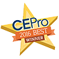 CE Pro 2016 BEST Winner - Home Theatre/Multi-Room A/V Switcher