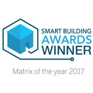 Smart Building Awards 2017 - Best Video Matrix