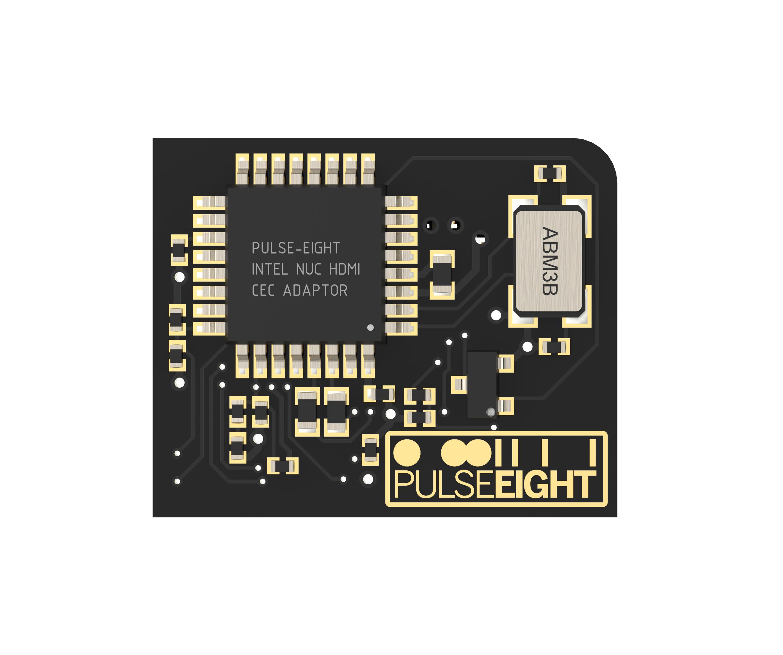 Hades Canyon NUC - CEC Adapter - Pulse-Eight - Ultra HD